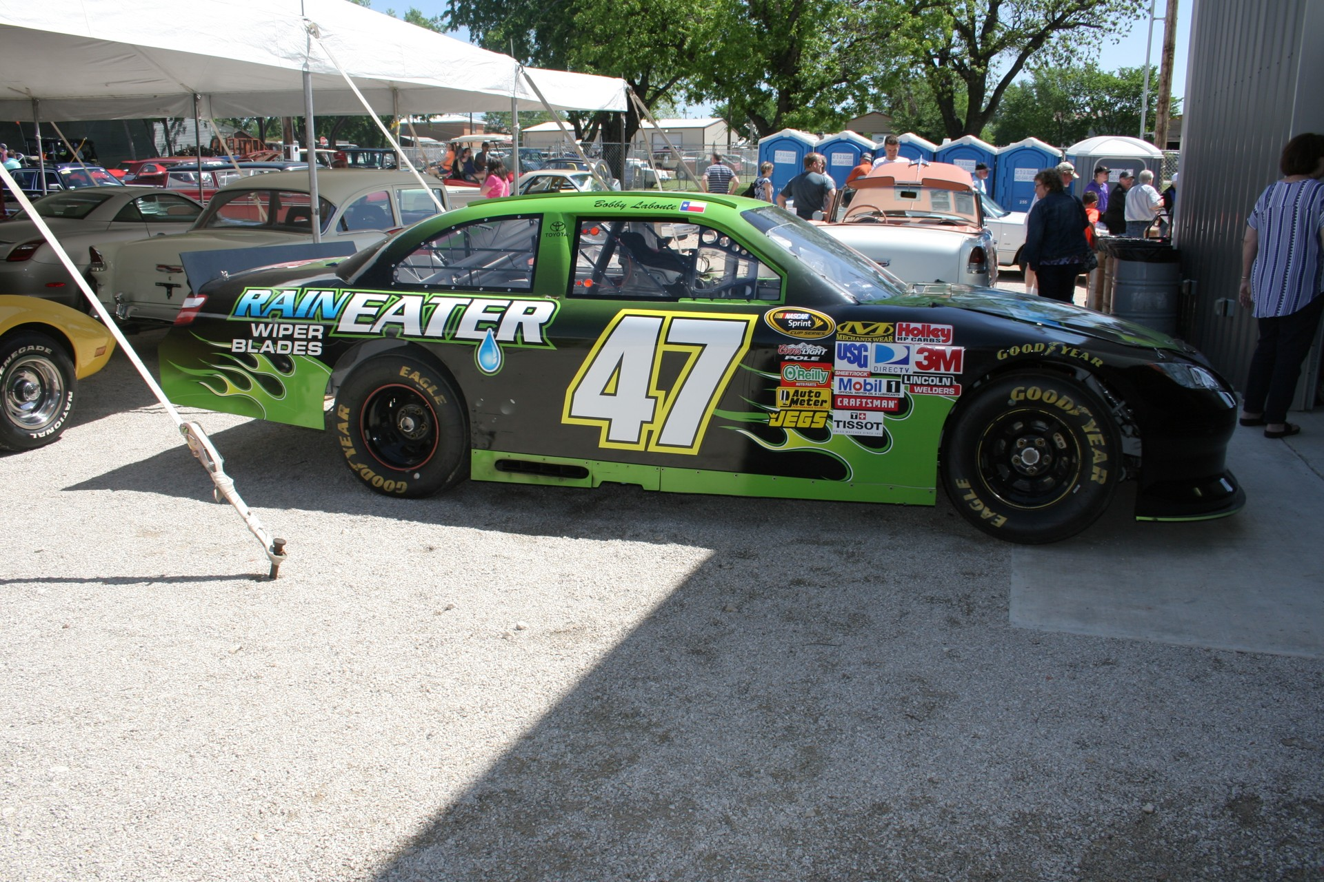 4th Image of a 2012 TOYOTA CAMRY NASCAR
