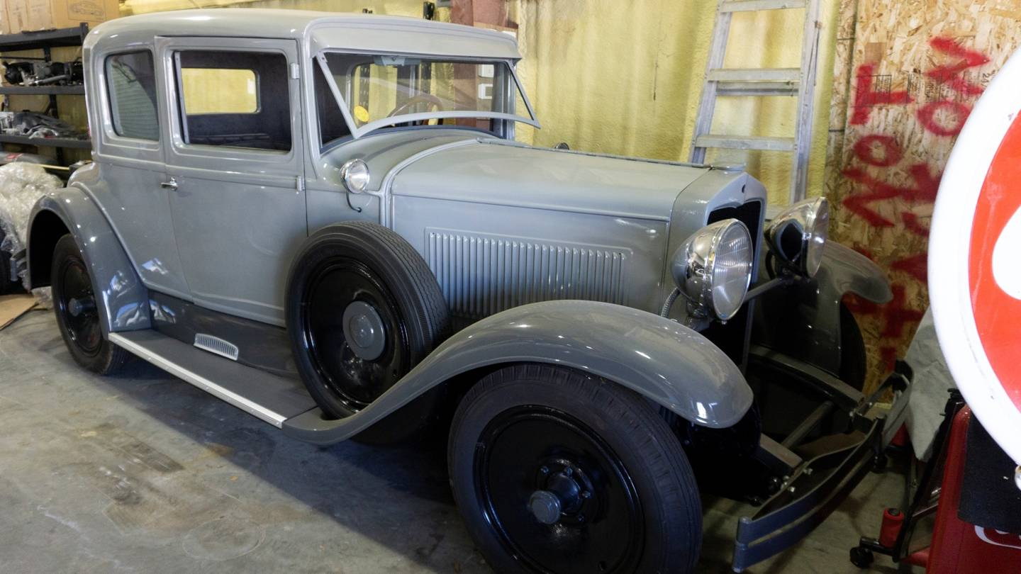 1st Image of a 1928 HUPMOBILE COUPE