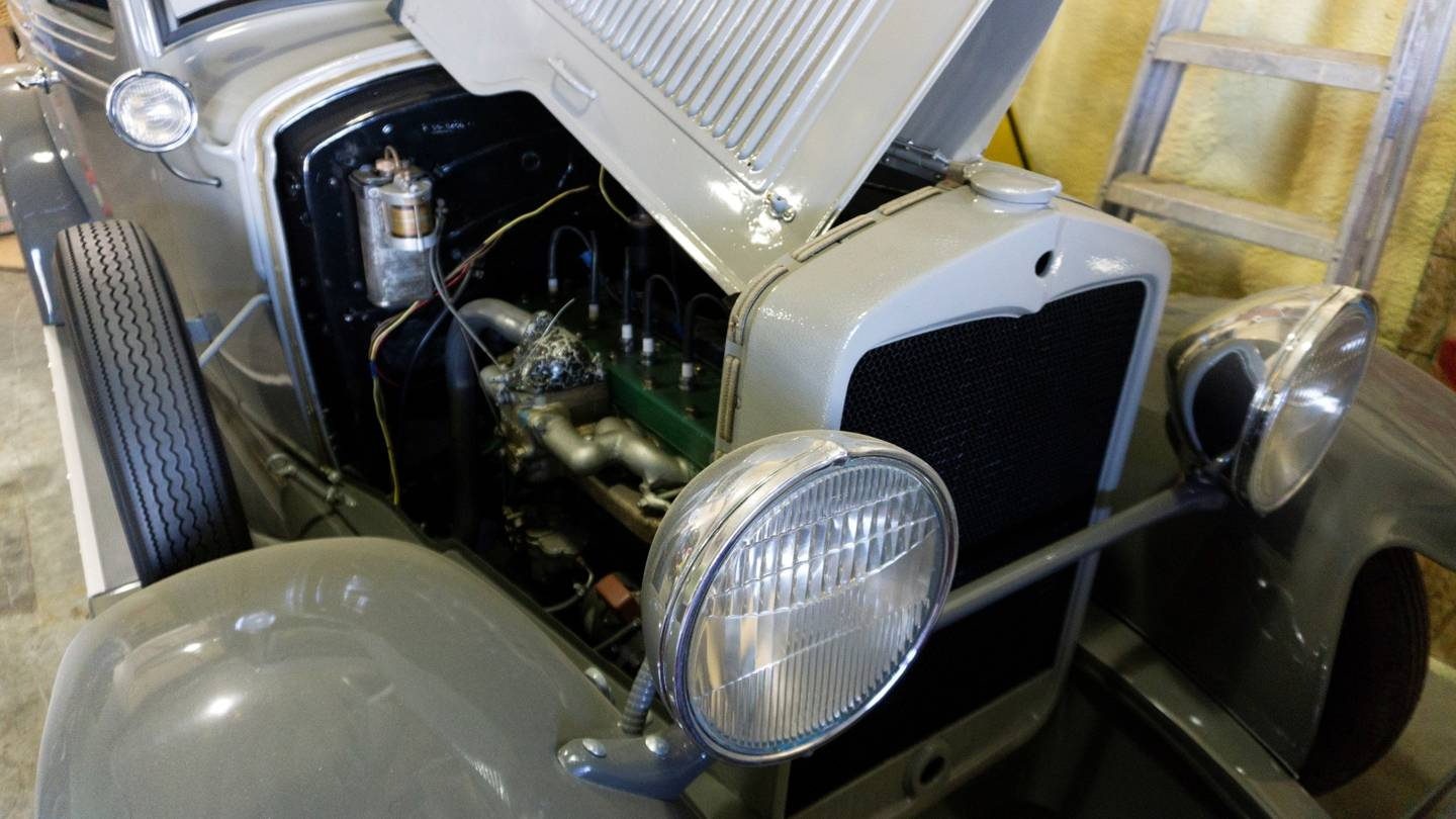 5th Image of a 1928 HUPMOBILE COUPE
