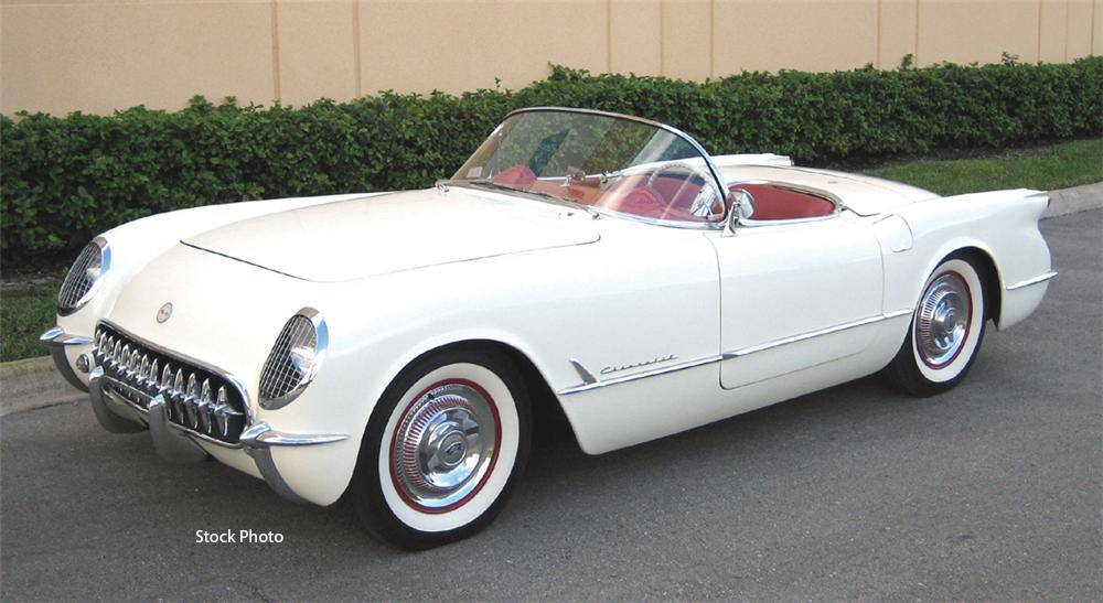 1st Image of a 1954 CHEVROLET CORVETTE