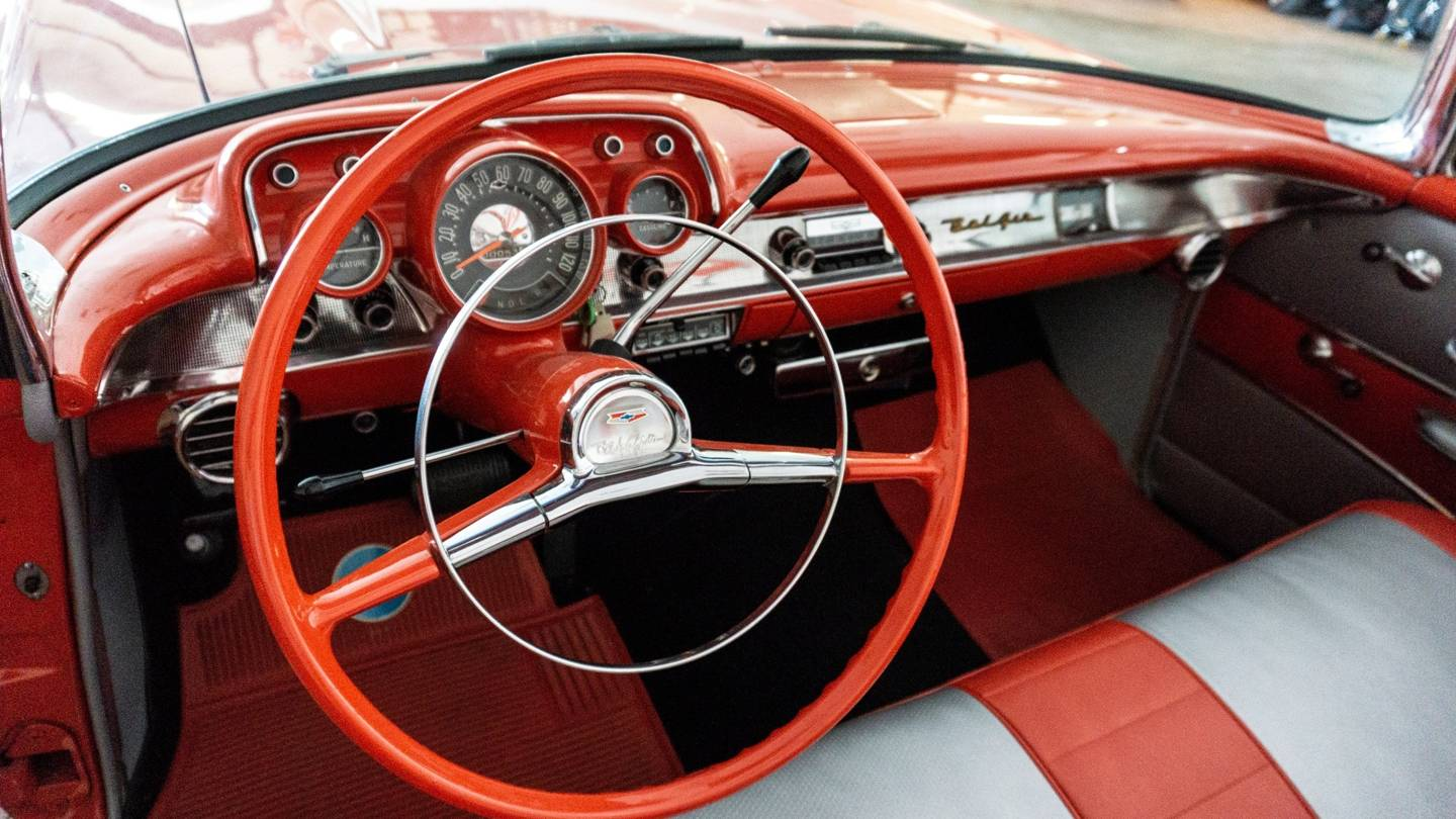 5th Image of a 1957 CHEVROLET BEL AIR