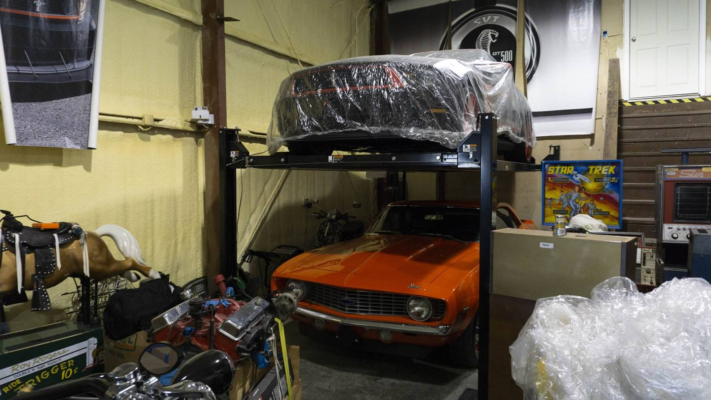 2nd Image of a 1969 CHEVROLET CAMARO COPO