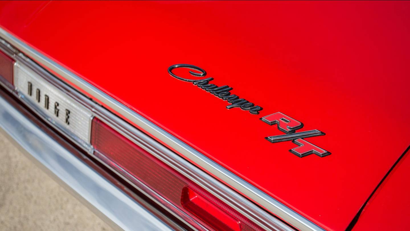 12th Image of a 1970 DODGE CHALLENGER