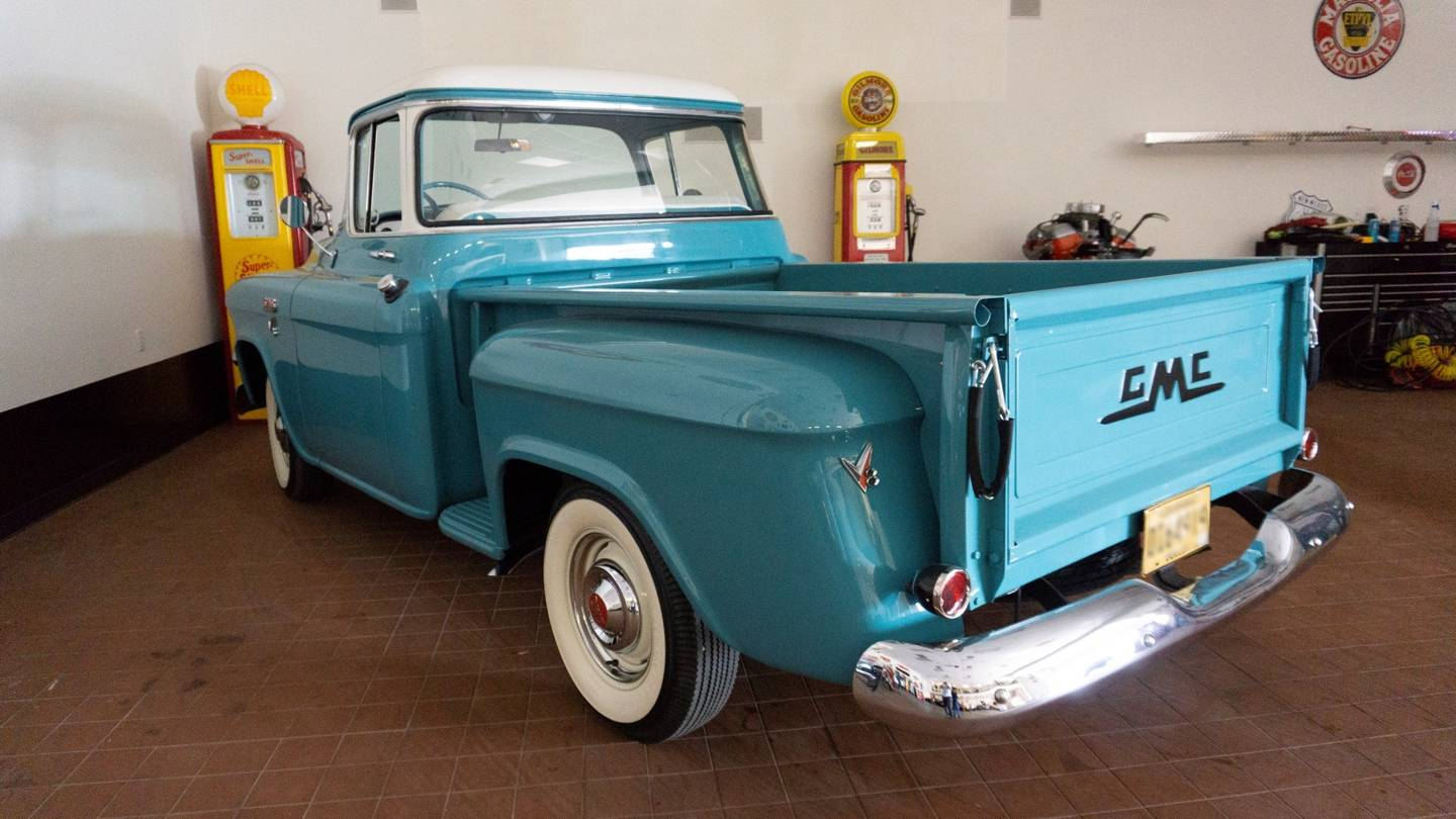 4th Image of a 1957 GMC PICKUP