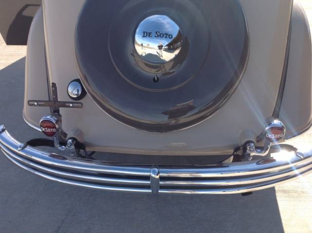 6th Image of a 1935 DESOTO AIRFLOW