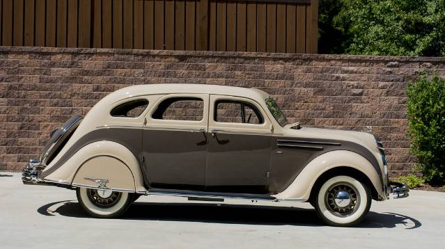 10th Image of a 1935 DESOTO AIRFLOW
