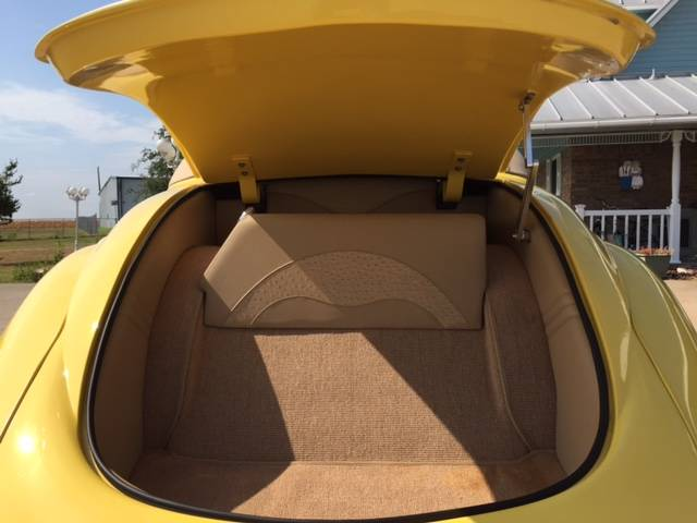 9th Image of a 1941 WILLYS COUPE