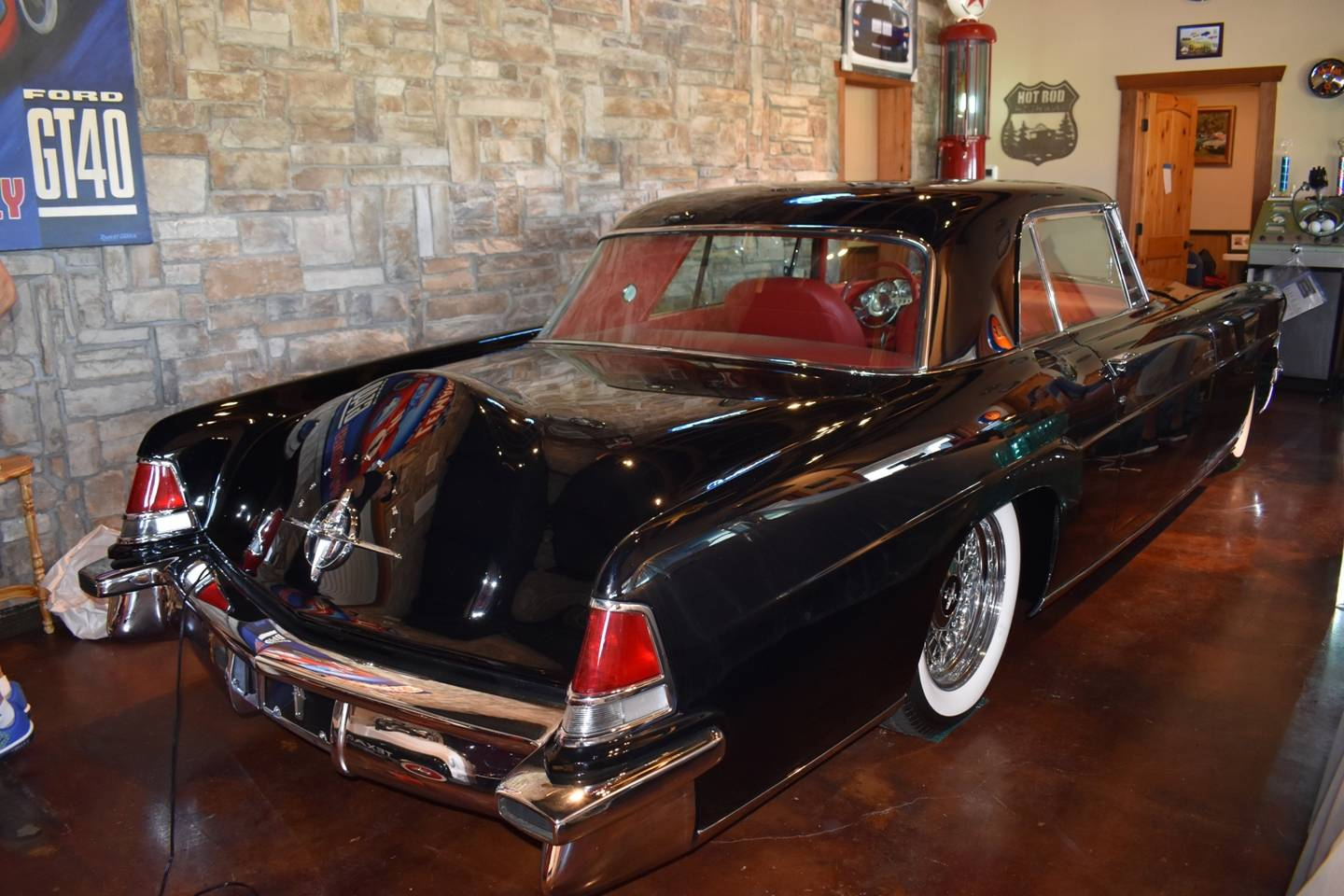 3rd Image of a 1956 LINCOLN MARK II