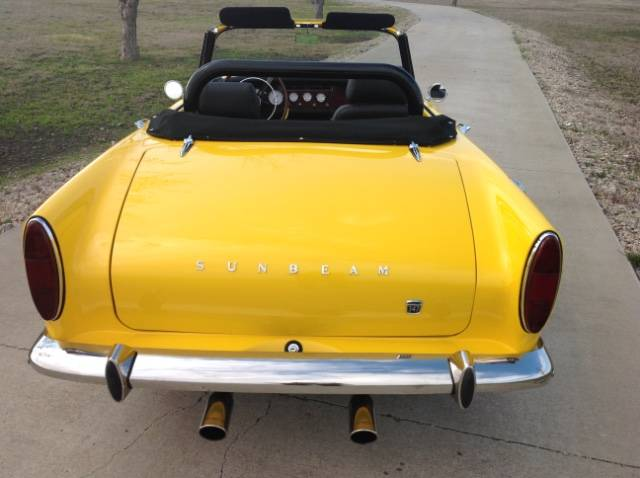 2nd Image of a 1965 SUNBEAM TIGER