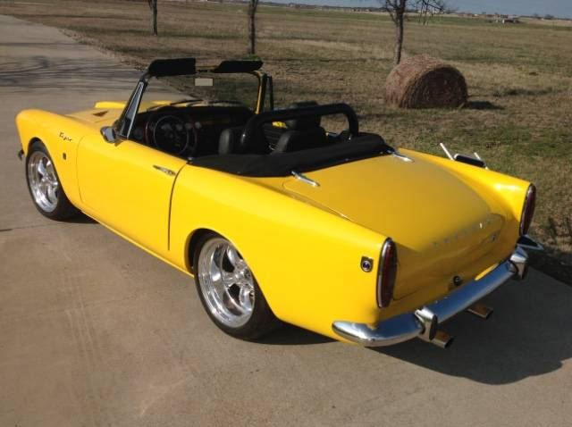 3rd Image of a 1965 SUNBEAM TIGER