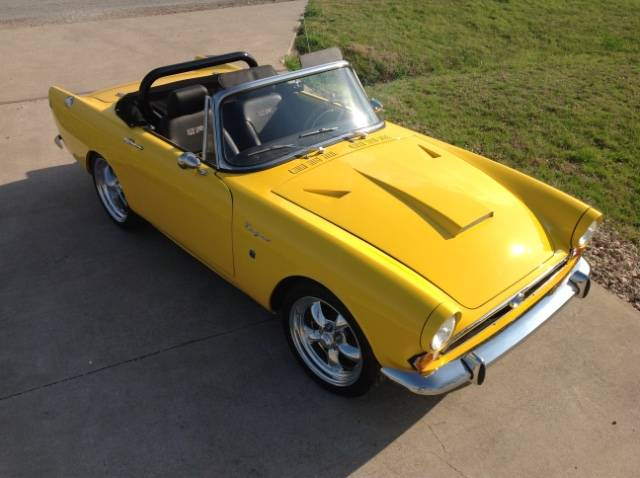 5th Image of a 1965 SUNBEAM TIGER
