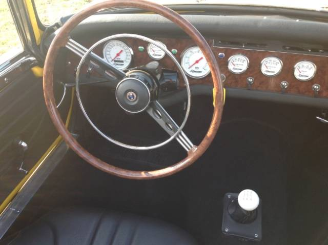 27th Image of a 1965 SUNBEAM TIGER