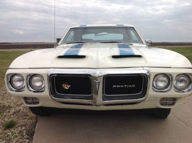 3rd Image of a 1969 PONTIAC TRANS AM