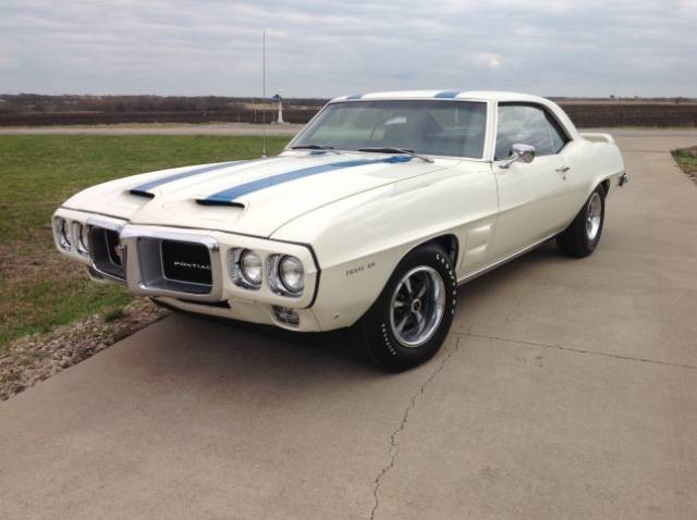 14th Image of a 1969 PONTIAC TRANS AM