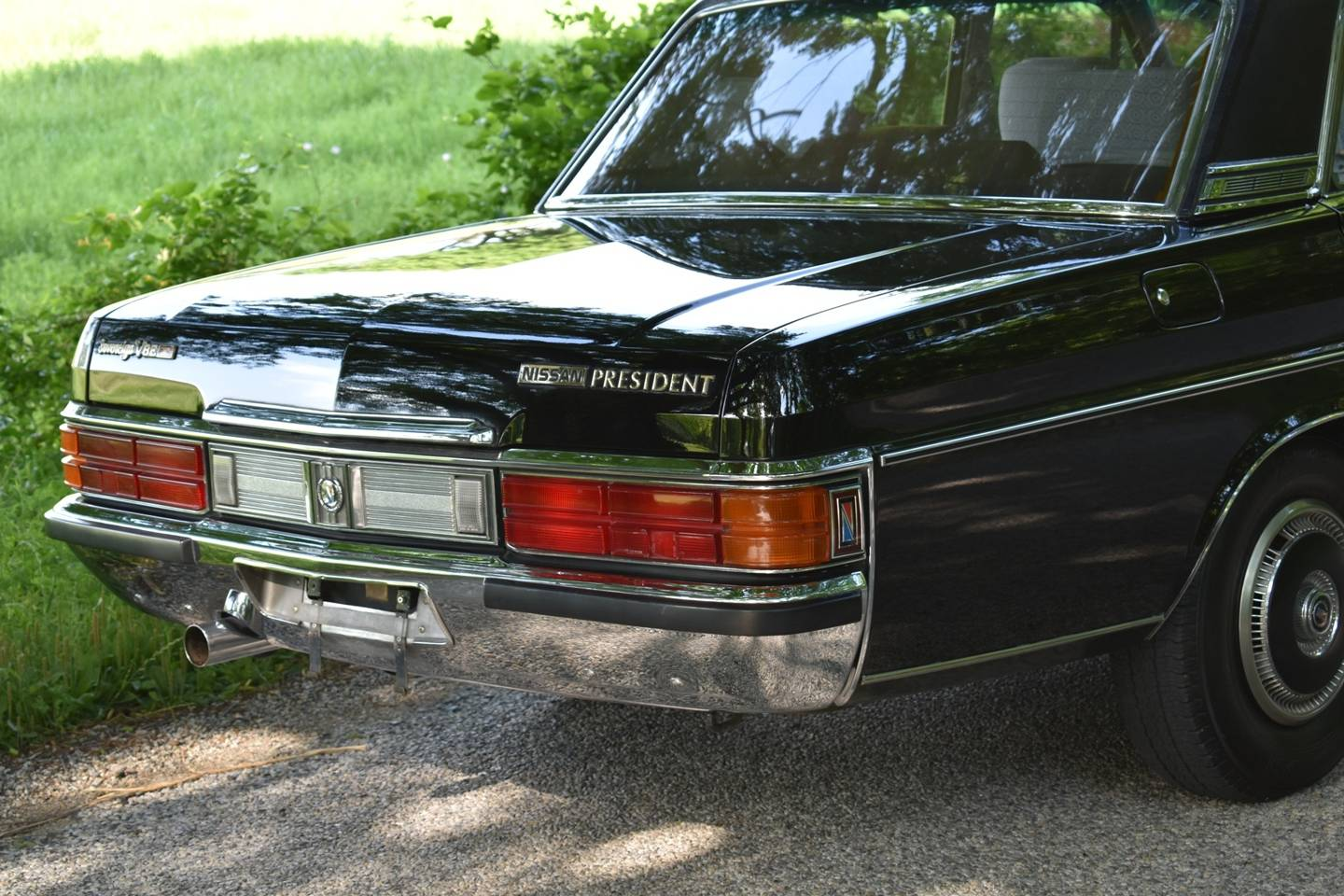 9th Image of a 1987 NISSAN PRESIDENT