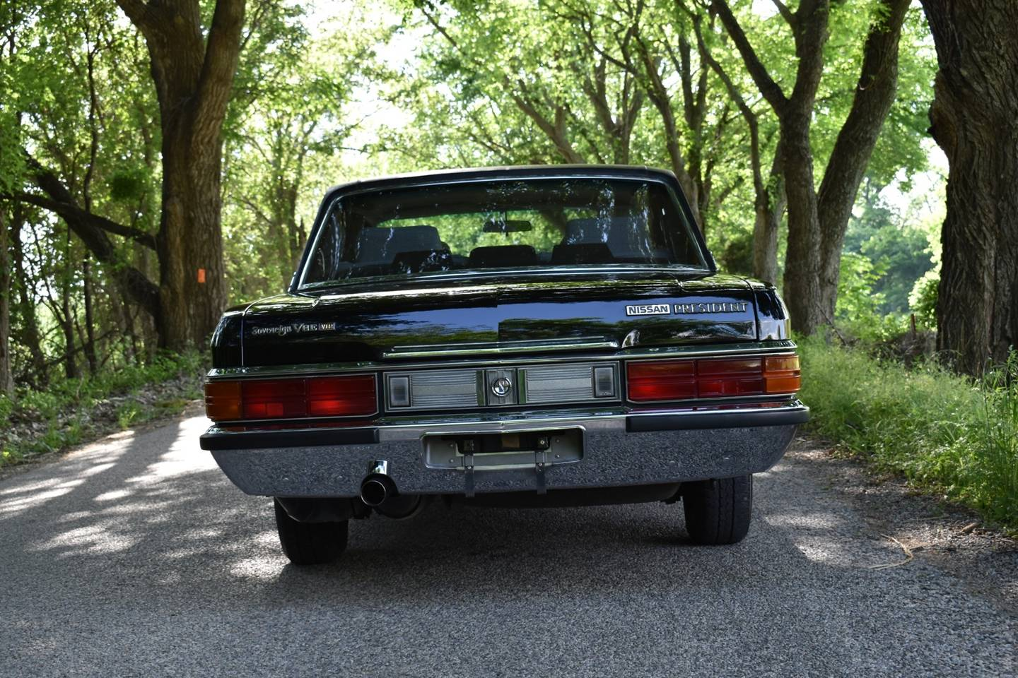 21st Image of a 1987 NISSAN PRESIDENT