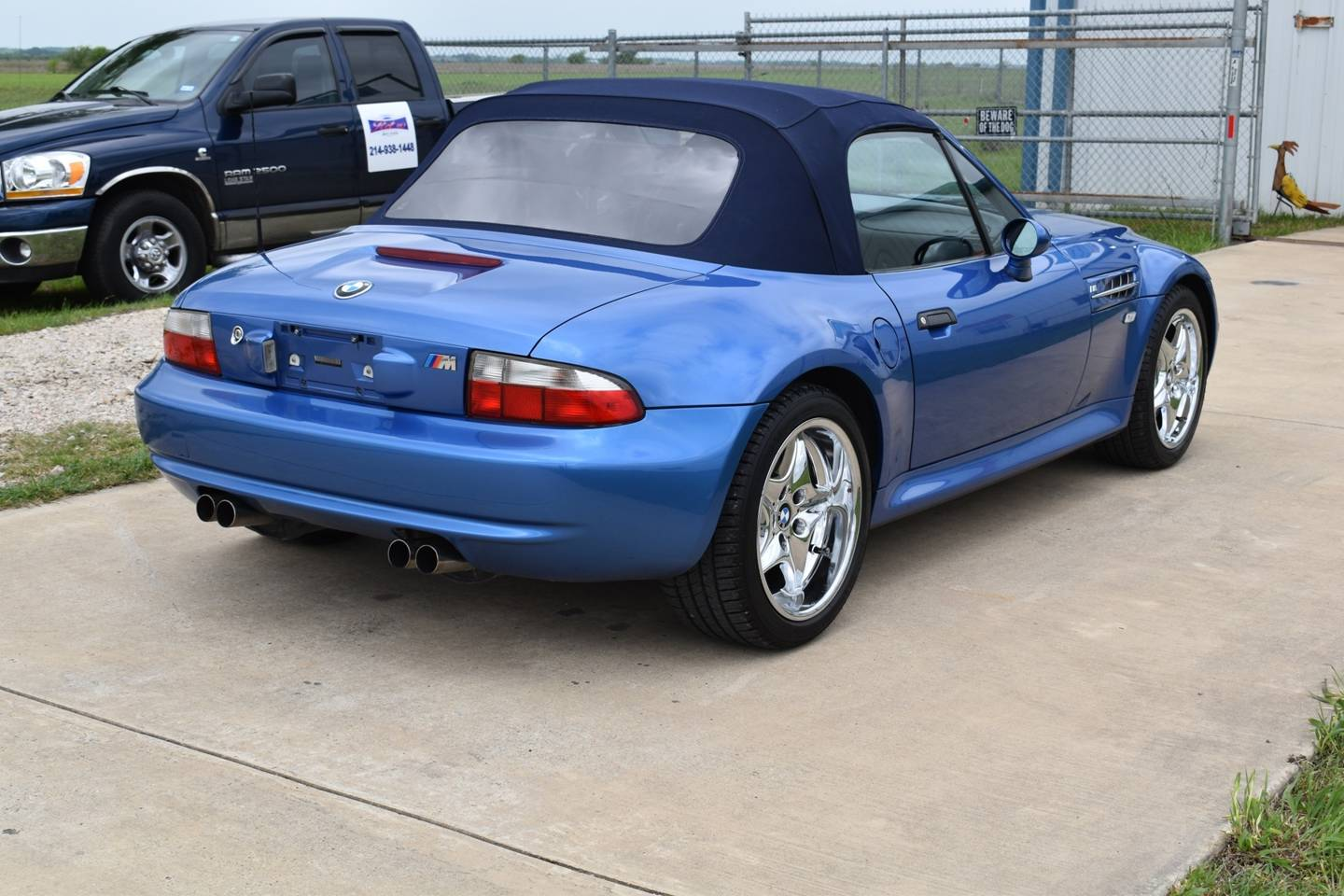 3rd Image of a 2000 BMW Z3 M ROADSTER