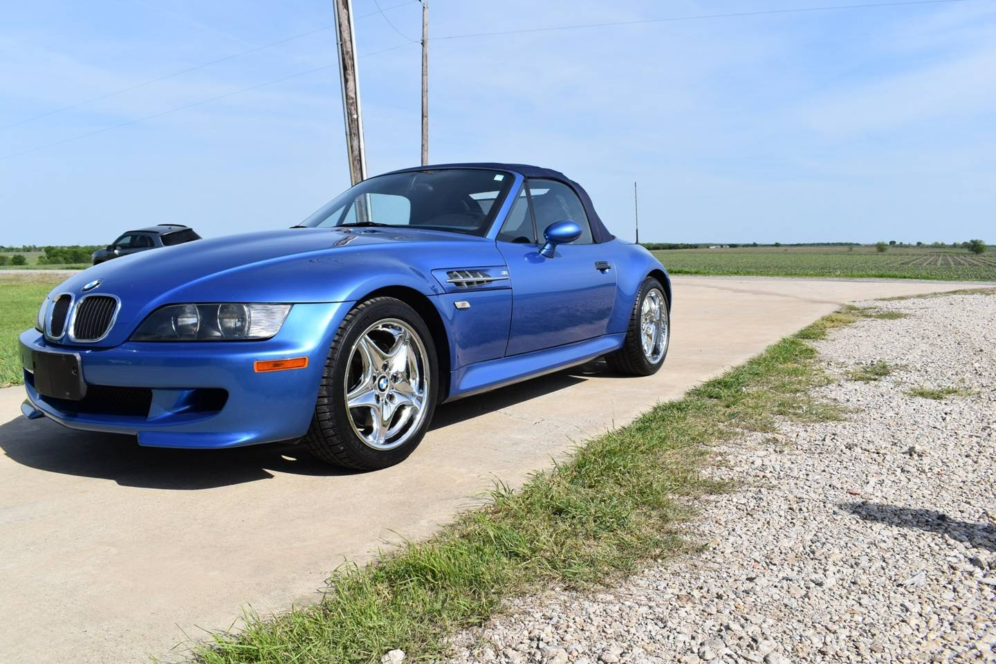 6th Image of a 2000 BMW Z3 M ROADSTER