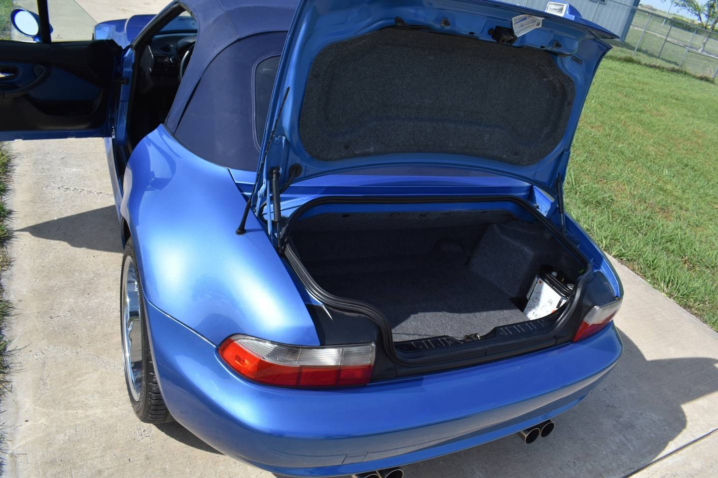 8th Image of a 2000 BMW Z3 M ROADSTER