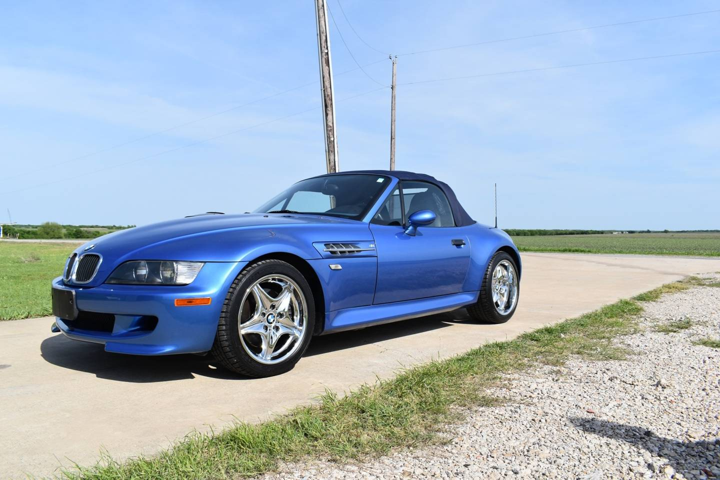 12th Image of a 2000 BMW Z3 M ROADSTER