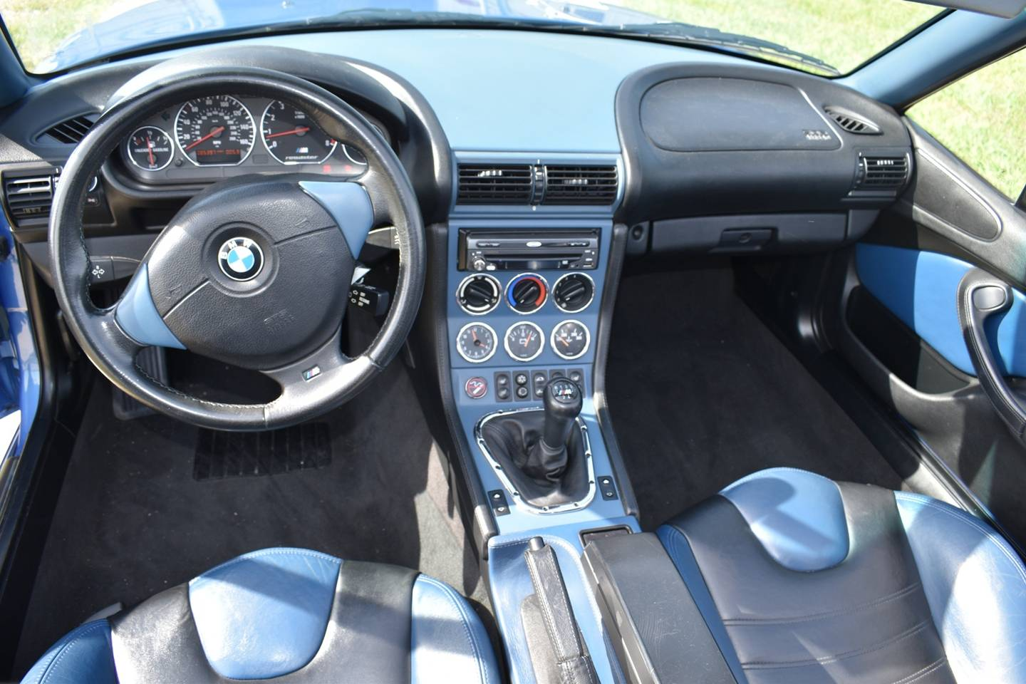 16th Image of a 2000 BMW Z3 M ROADSTER