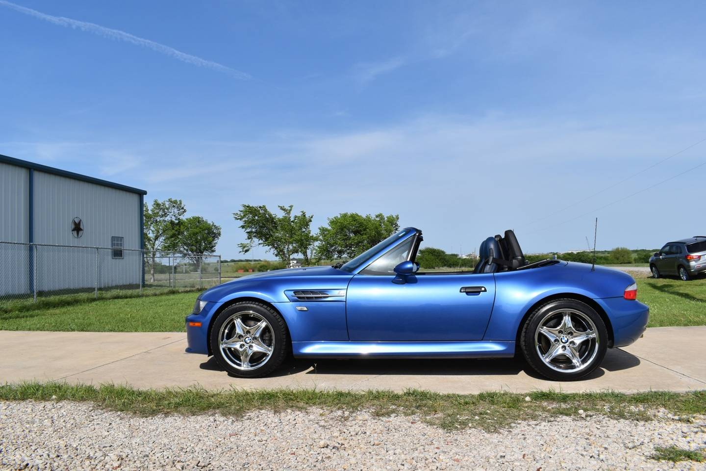 18th Image of a 2000 BMW Z3 M ROADSTER