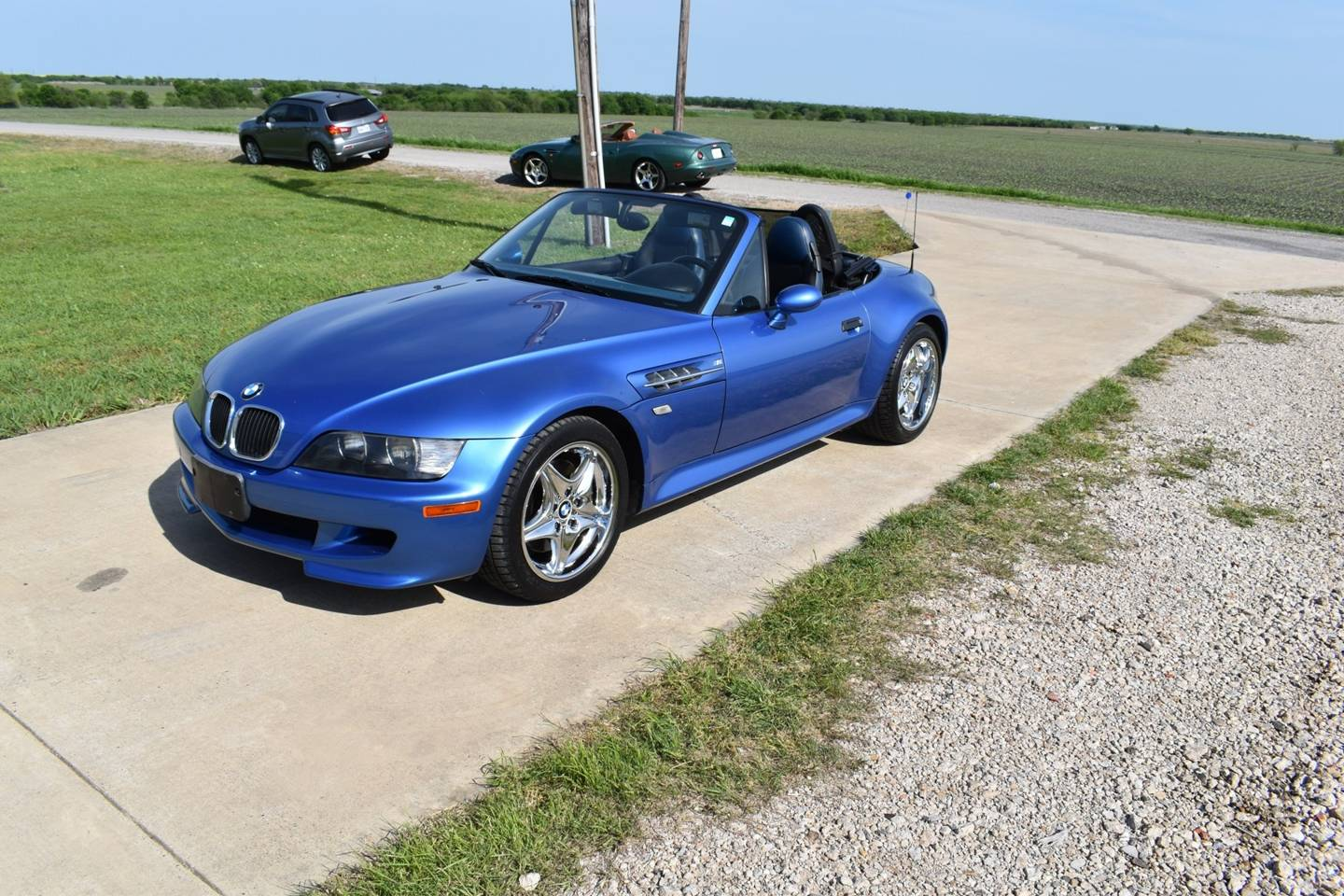 19th Image of a 2000 BMW Z3 M ROADSTER