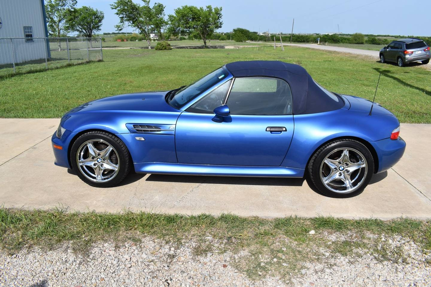 25th Image of a 2000 BMW Z3 M ROADSTER