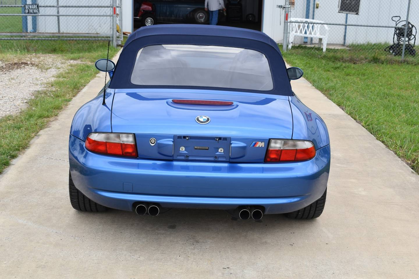 27th Image of a 2000 BMW Z3 M ROADSTER
