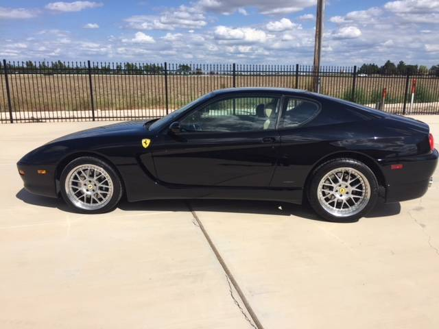 1st Image of a 2000 FERRARI 456 USA MGTA