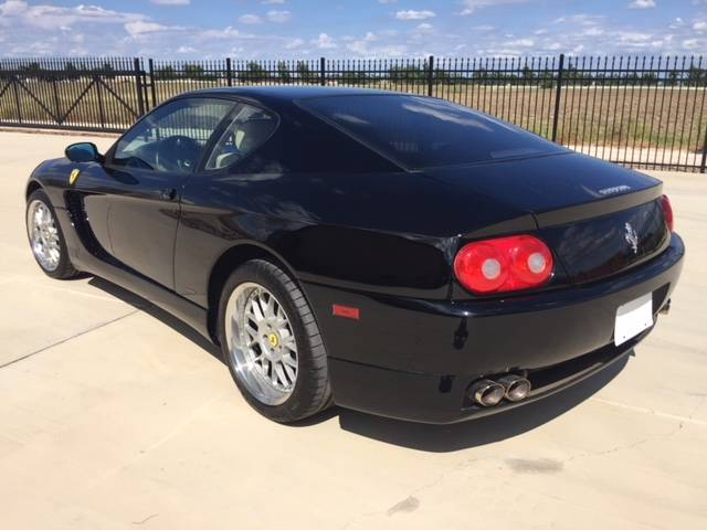 3rd Image of a 2000 FERRARI 456 USA MGTA