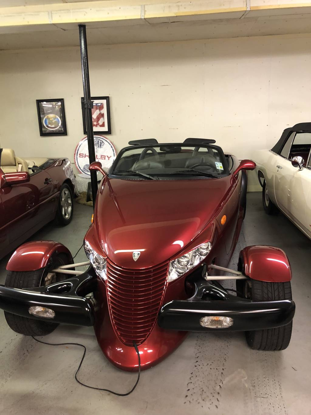1st Image of a 2002 CHRYSLER PROWLER