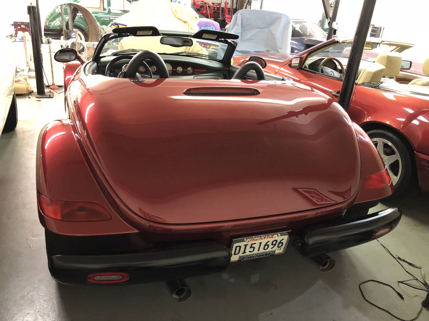 5th Image of a 2002 CHRYSLER PROWLER