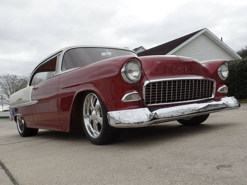 2nd Image of a 1955 CHEVROLET BELAIR