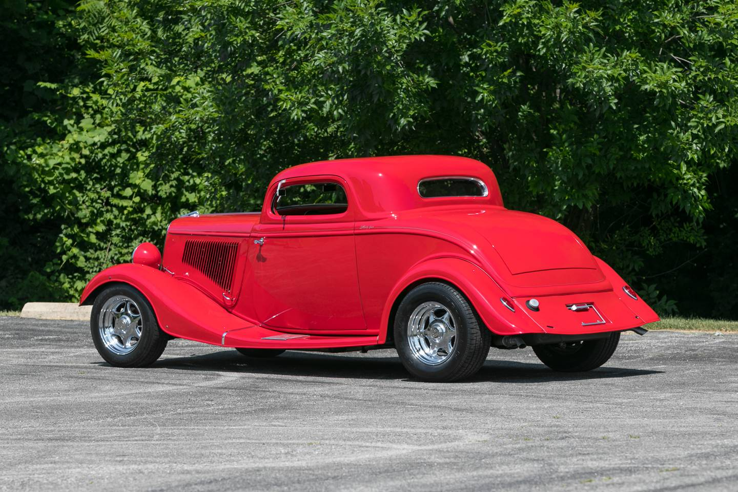 3rd Image of a 1934 FORD 3 WINDOW