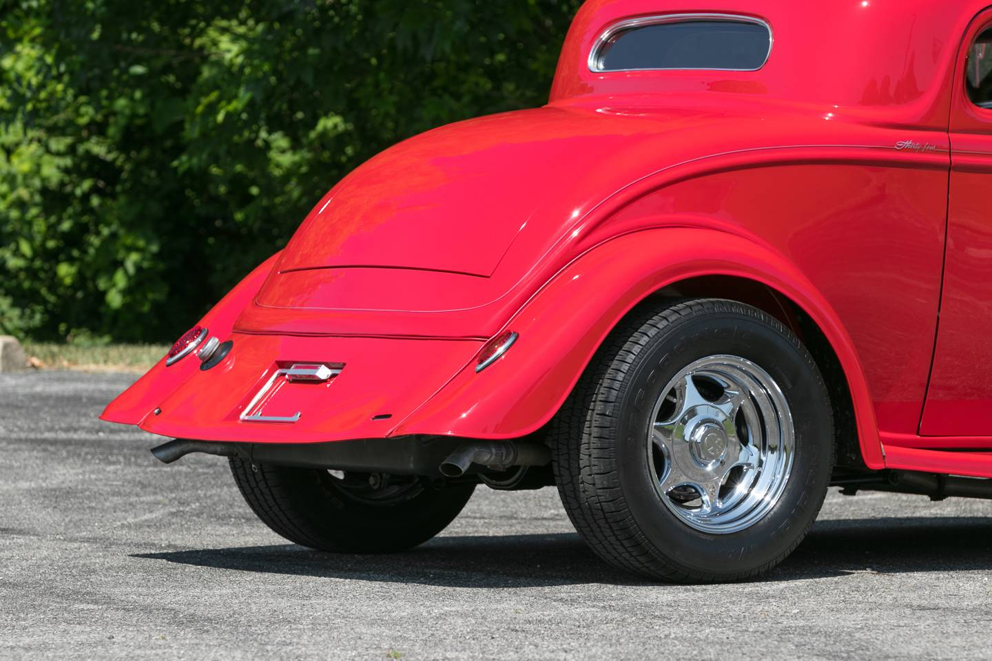 11th Image of a 1934 FORD 3 WINDOW