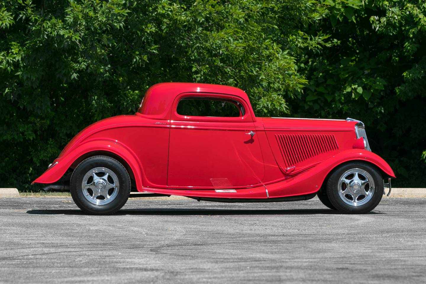 14th Image of a 1934 FORD 3 WINDOW