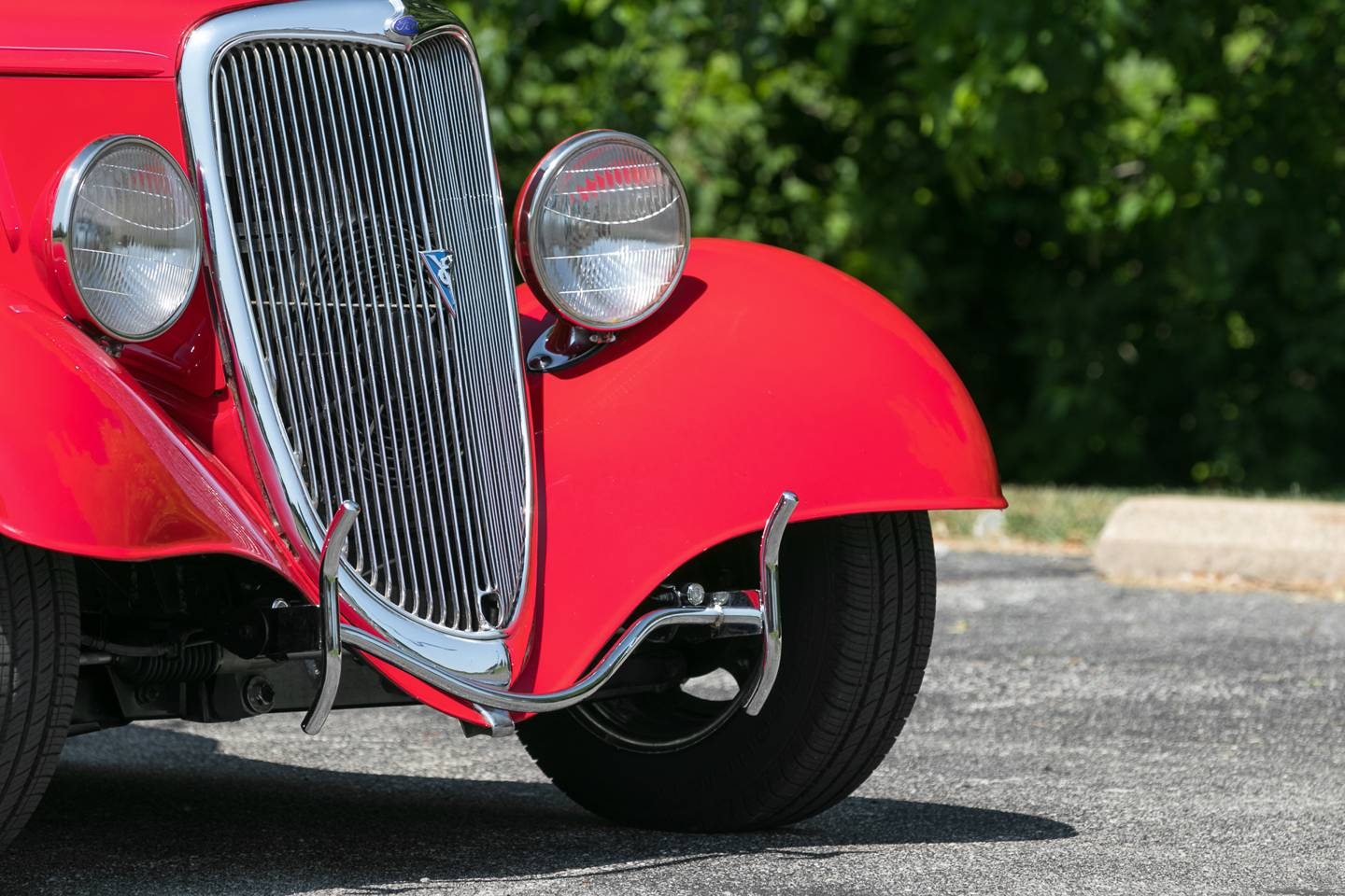 16th Image of a 1934 FORD 3 WINDOW
