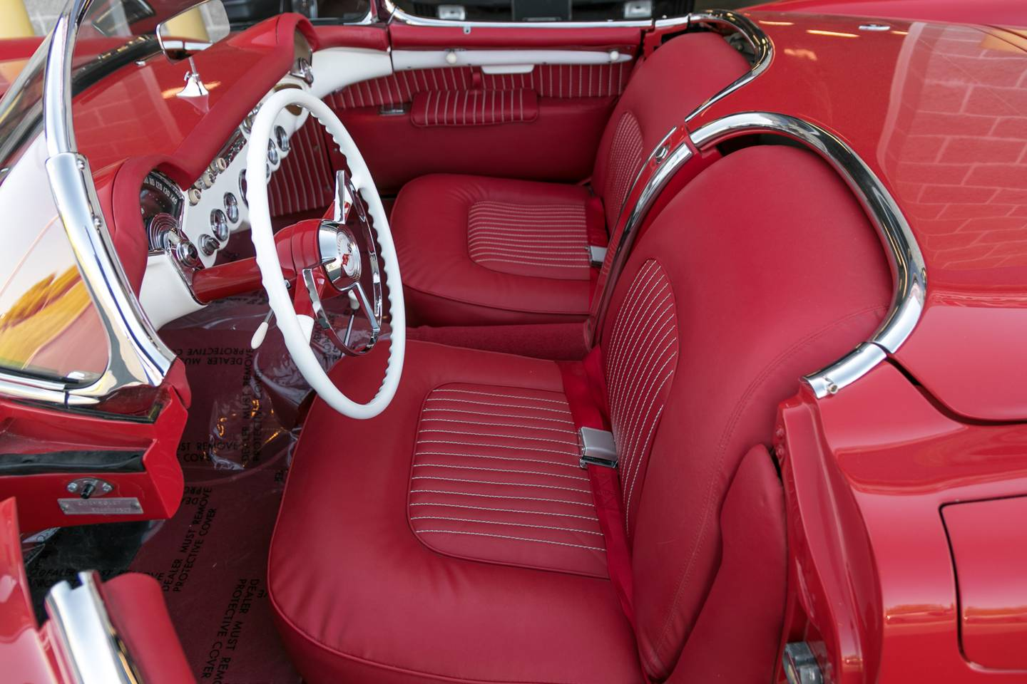 22nd Image of a 1954 CHEVROLET CORVETTE