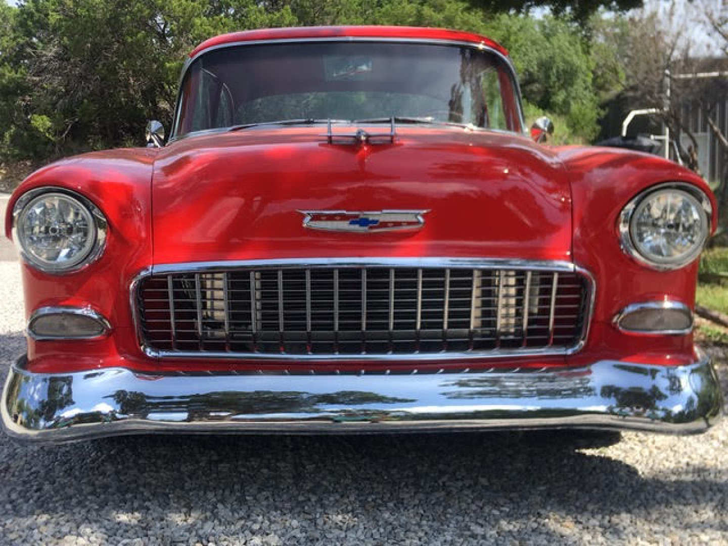 2nd Image of a 1955 CHEVROLET BEL AIR