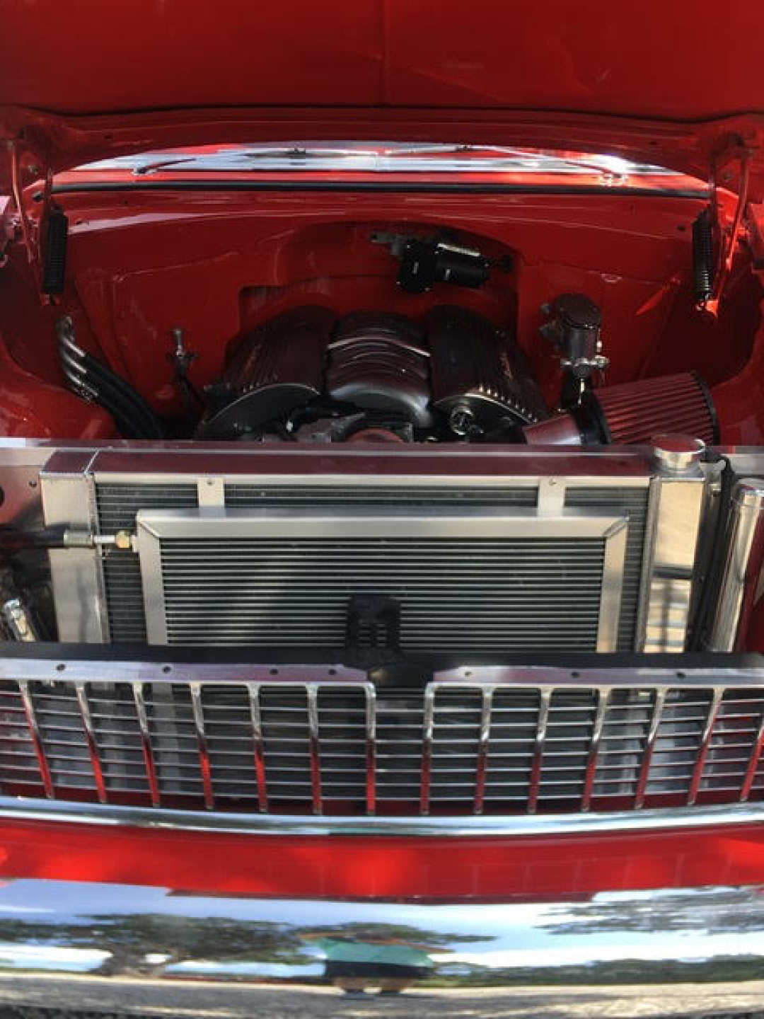 13th Image of a 1955 CHEVROLET BEL AIR