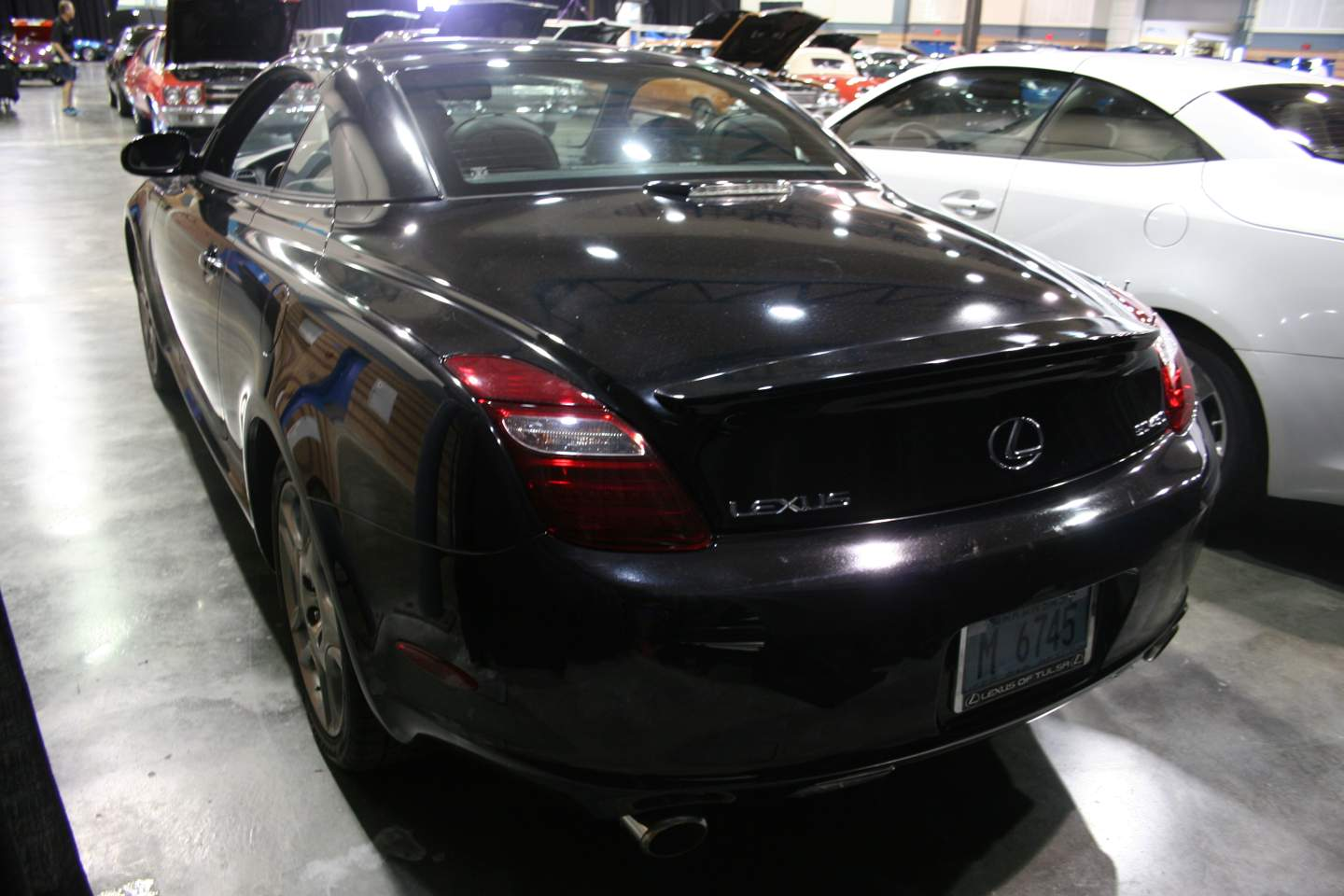 8th Image of a 2008 LEXUS SC 430
