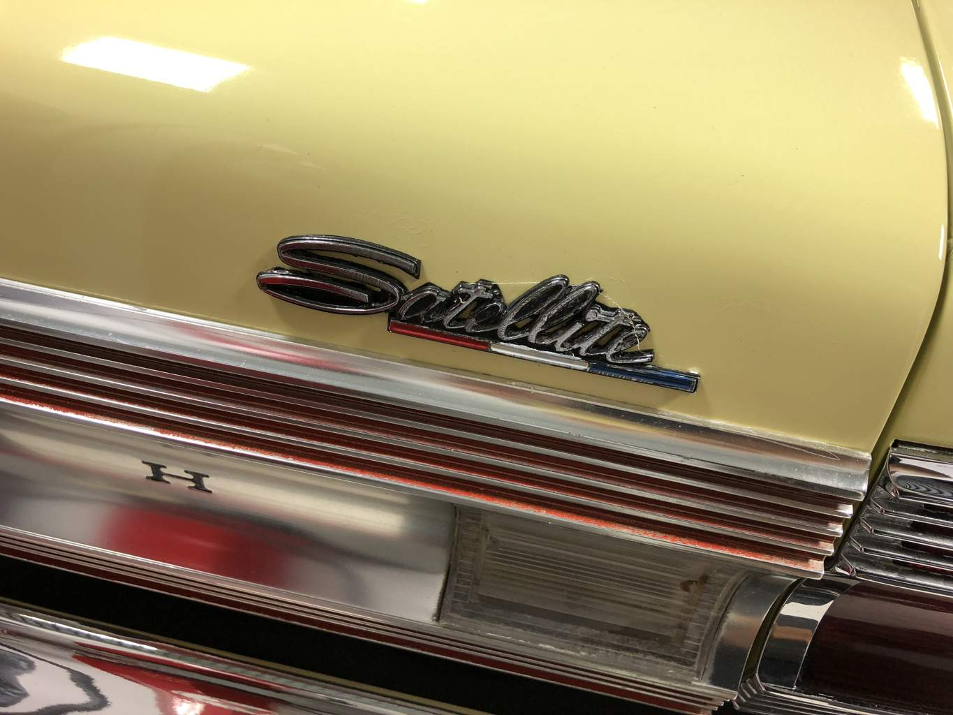 6th Image of a 1967 PLYMOUTH SATELLITE