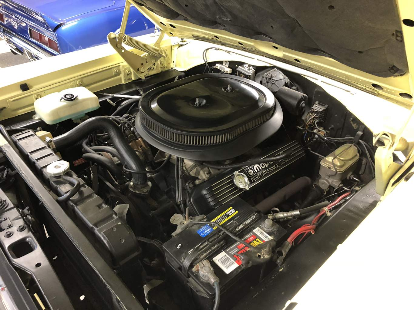 12th Image of a 1967 PLYMOUTH SATELLITE