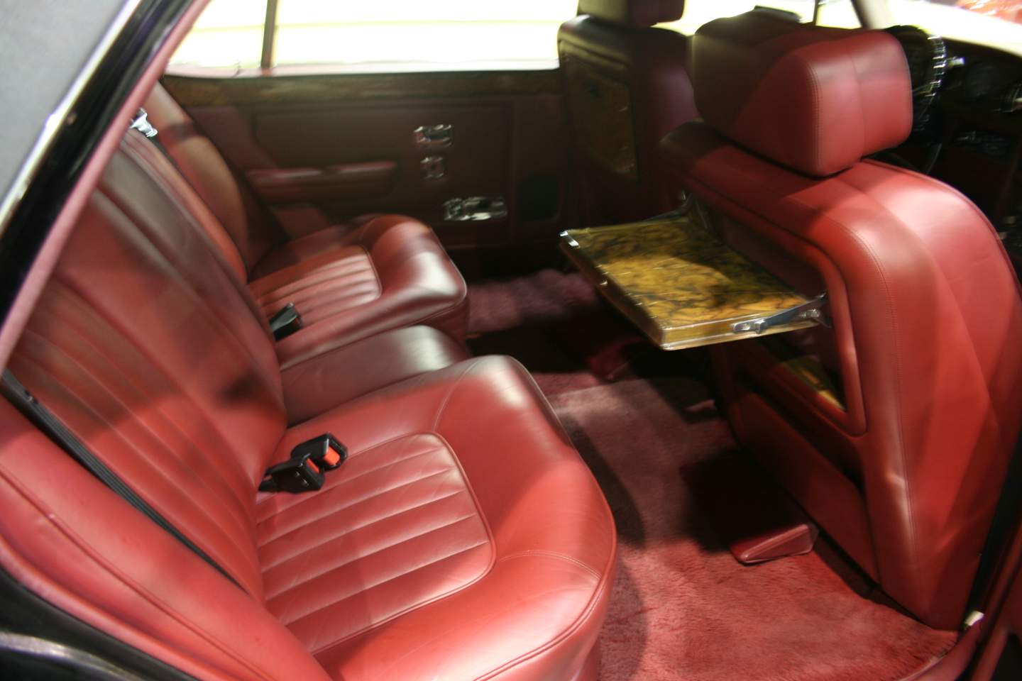 9th Image of a 1988 ROLLS ROYCE SILVER SPUR
