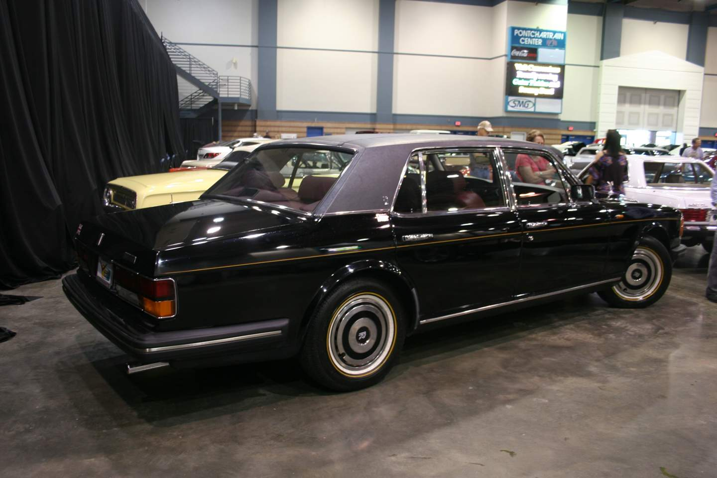 11th Image of a 1988 ROLLS ROYCE SILVER SPUR