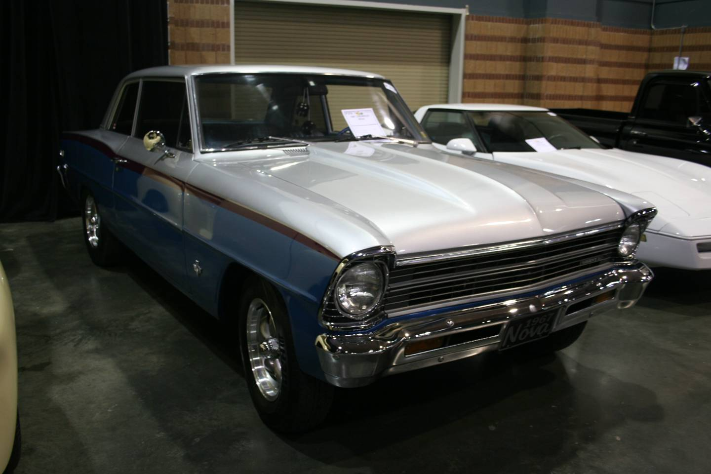 4th Image of a 1967 CHEVROLET NOVA