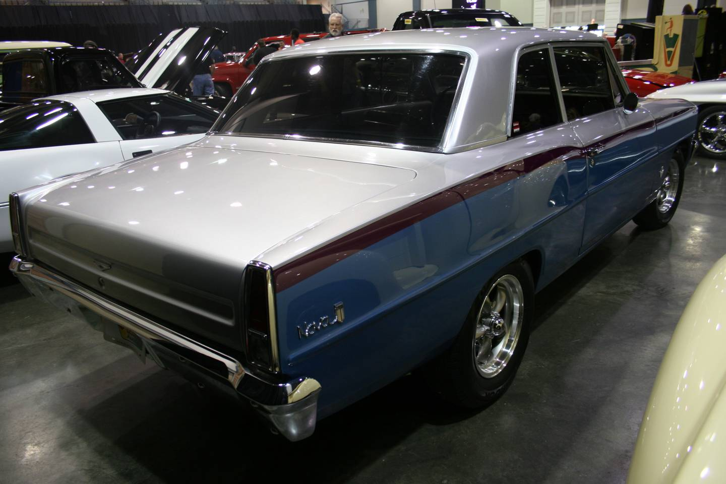 10th Image of a 1967 CHEVROLET NOVA