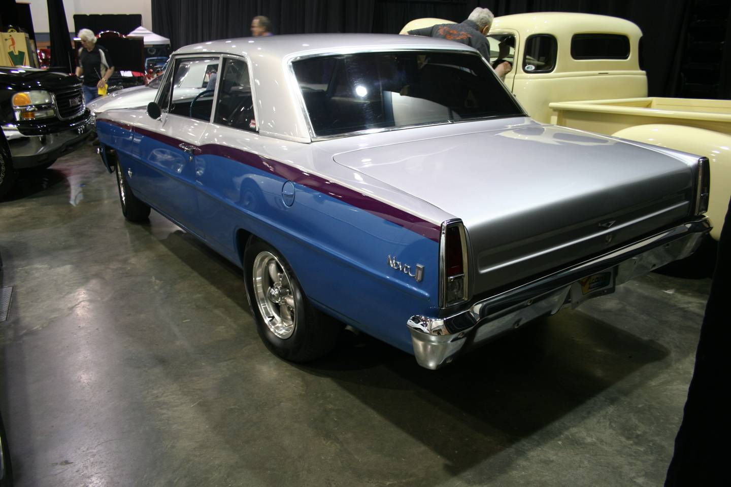 11th Image of a 1967 CHEVROLET NOVA