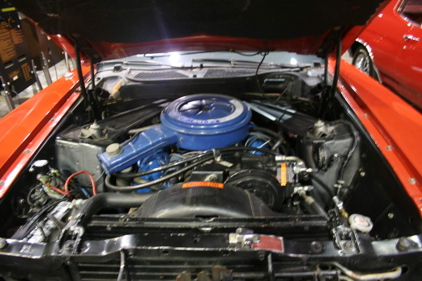 2nd Image of a 1972 MERCURY COUGAR